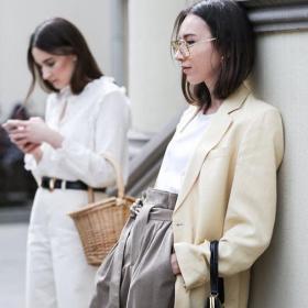 Street style вдъхновения: Седмица на модата Тбилиси