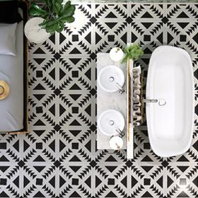 Нейно Величество Банята: Идеалният стандарт & Миряна