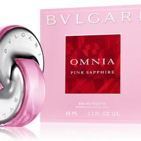 Pink Sapphire: The New BVLGARI Omnia
