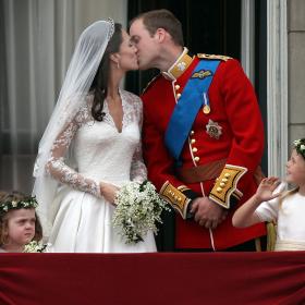 Royal Wedding #1: Да си припомним сватбата на Уилям & Кейт в 100 кадъра