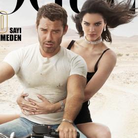 Да или Не: Корицата на юнския Vogue Турция?