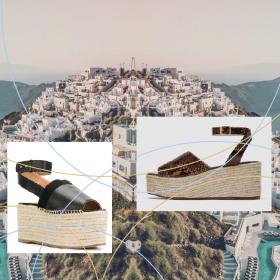 Double Trouble: The Greek isle of Santorini