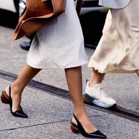 It shopping list: The mid heel