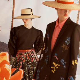 Resort 2019: Carolina Herrera