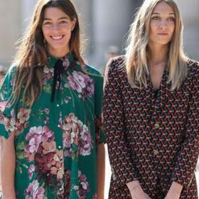 Street style вдъхновения: Pajamas