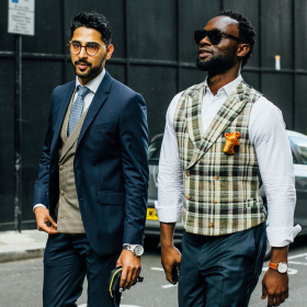 Street style вдъхновения: London Fashion Week Men's Пролет/Лято 2019