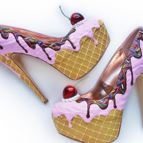 Dare U: Shoe Bakery