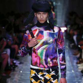 Spring 2019 Menswear: Prada