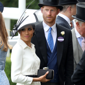 The girl loves her Givenchy: Какво облече Меган за Royal Ascot