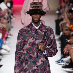 Spring 2019 Menswear: Valentino