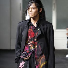 Spring 2019 Menswear: Yohji Yamamoto