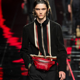 Spring 2019 Menswear: Fendi