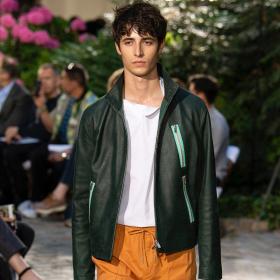 Spring 2019 Menswear: Hermes