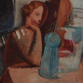 Националната галерия включи творби на български модернисти