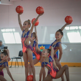 """""""Камчия"""" стана столица на художествената гимнастика"""