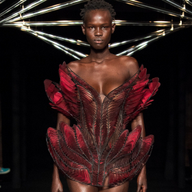 Fall 2018 Couture: Iris Van Herpen