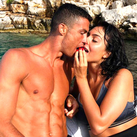 Ваканцията на известните: Горещите Кристиано & Джорджина
