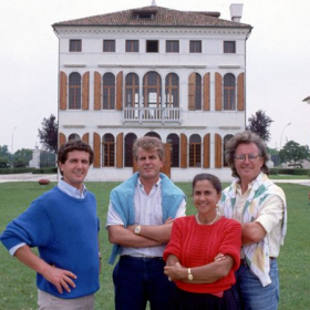 Почина основателят на Benetton