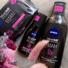 The Winner: NIVEA MicellAIR EXPERT