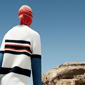 Calvin Klein & Уили Вандерпер: Мода & Извънземни