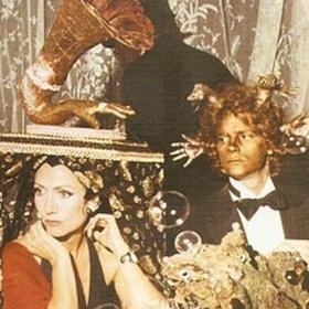 Сюрреалистичният бал през 1972-а: С участието на Салвадор Дали и Одри Хепбърн