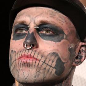 R.I.P. Zombie Boy