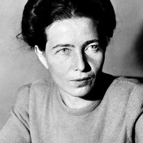 Цитирай ме: Simone de Beauvoir & е(сте)тиката на неопределеността