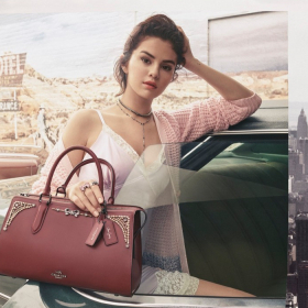 We love: Coach x Selena Gomez
