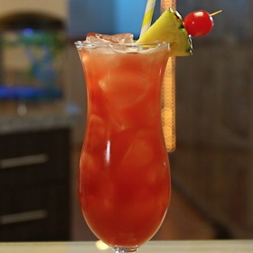 Drunk In Love: Singapore sling