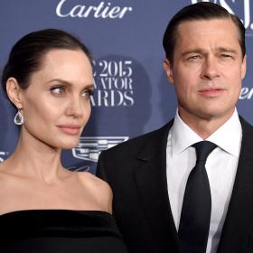 Анджелина остава без пари след развода?