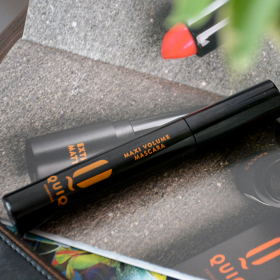 Win it: QUIQ Maxi Volume Mascara!
