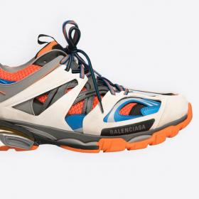 Balenciaga пусна нови track sneakers