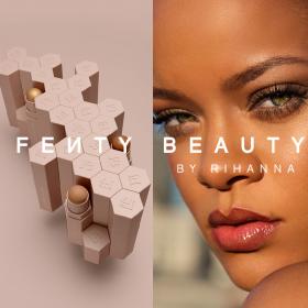 Тук е и сме влюбени! Fenty Beauty by Rihanna