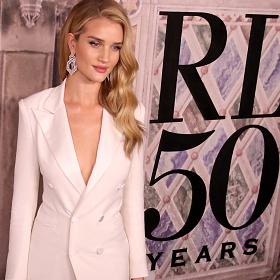 RL 50: Кой какво облече на юбилея на Ралф Лорън