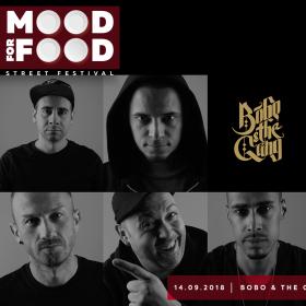 Остава, Bobo & The Gang, DJ Skill и DJ Shaker Maker на Мood for food Street Fest