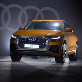 Премиера за България на изцяло новия Audi Q8