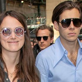 Обичта на известните: Кийра и Джеймс в Париж