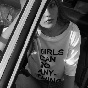 Girls CAN DO anything a.k.a новият Zadig&Voltaire е ултра як!