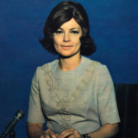 Назаем взехме: Последното интервю на Бригита Чолакова, иконата на БНТ