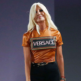 Pre-Fall в Ню Йорк: Versace отива в Голямата ябълка