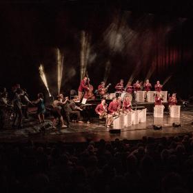 Музика от репертоара на Франк Синатра, Ела Фитцджералд, Бени Гудман и Глен Милър ще звучи на 5 декември в Зала 1!