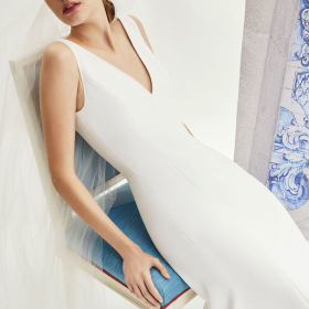 Bridal Fall 2019 - Carolina Herrera