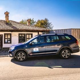 4700 км = Истинско приключение с Dacia