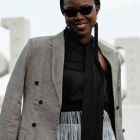Street style вдъхновения: Седмицата на модата в Лагос