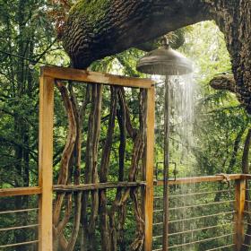Дизайн за вдъхновение: The Woodsmans Treehouse