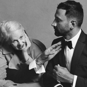 Teaser: Burberry & Vivienne Westwood