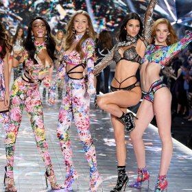 All the photos: Victoria's Secret Show 2018