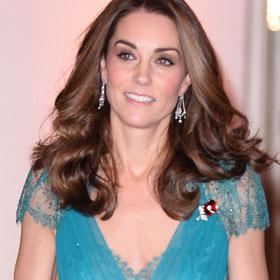 Thrifty Kate: Херцогинята с рокля от преди 6 години