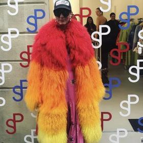 Всички носят: Oversize everything тенденцията на улицата
