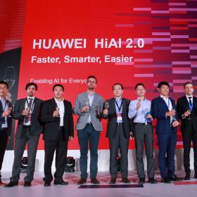 Faster.Smarter. Easier: HiAI 2.0